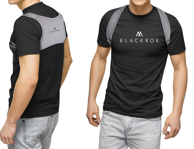 Blackrox-Rücken-Geradehalter-start