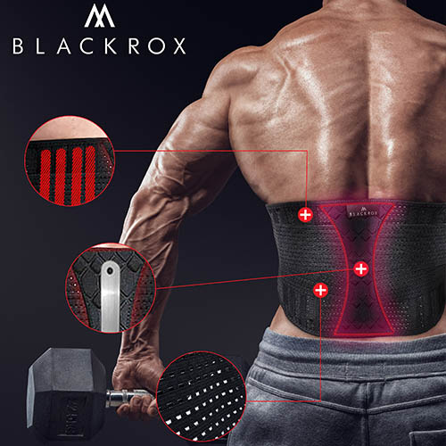 Blackrox-Lendenwirbelgürtel-lumbarox